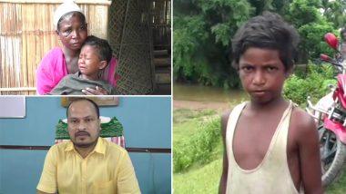 11 साल के बच्चे ने पेश की बहादुरी की मिसाल, महिला और बच्चे को डूबने से बचाया