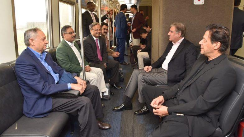 इमरान खान की 'इंटरनेशनल बेइज्जती', एयरपोर्ट पर नहीं पहुंचा कोई अमेरिकी अधिकारी, मेट्रो से पहुंचे होटल