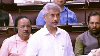 ट्रंप के बयान से उठे विवाद पर विदेश मंत्री एस जयशंकर ने दिया जवाब, कहा- पीएम मोदी ने कभी नहीं की ऐसी अपील, यह भारत-पाकिस्तान के बीच का मसला