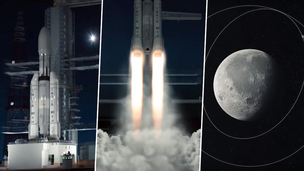 Chandrayan-2: जानें इस समय कहां पहुंचा हैं चंद्रयान-2, देखें 'बाहुबली' के चांद तक पहुचने का पूरा सफर