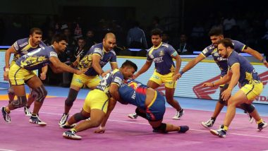Pro Kabaddi League 2019: तमिल थलाइवाज की विजयी शुरुआत, तेलुगू टाइटंस को हराया