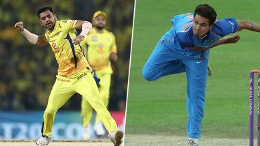 Ind vs WI, 2019 Series: भारतीय क्रिकेट टीम में शामिल होने पर चाहर परिवार में खुशी की लहर