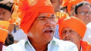 मध्यप्रदेश: बीजेपी नेता सुरेंद्र नाथ सिंह का विवादित बयान- अगर गरीबों के साथ हुआ अन्याय, तो सड़कों पर बहा देंगे खून
