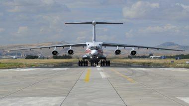 रूस ने तुर्की को पहुंचाई 'S-400 वायु मिसाइल' रक्षा प्रणाली की पहली खेप