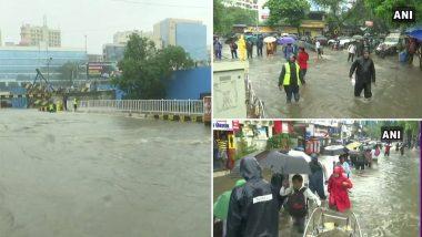 Mumbai Rains Update: मुंबई में अगले 48 घंटों में हो सकती है भारी बारिश, BMC ने कहा-सतर्क रहें