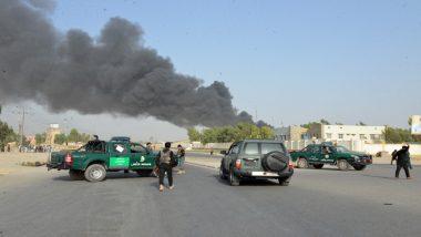तालिबान ने अफगानिस्तान के कुंदुज शहर में किया बड़ा हमला