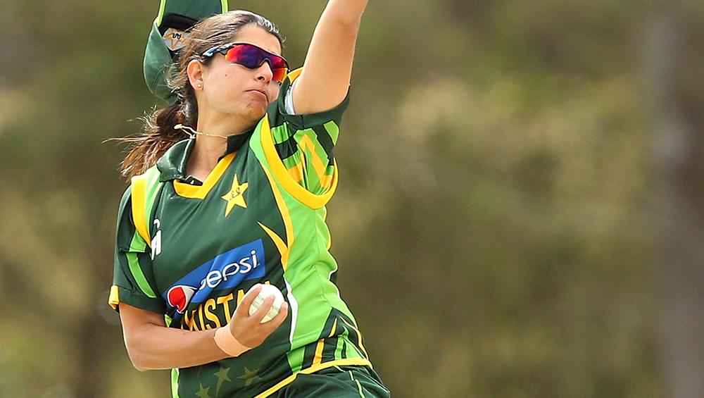 पाकिस्तान की स्टार महिला खिलाड़ी सना मीर आईसीसी महिला समिति में हुई शामिल