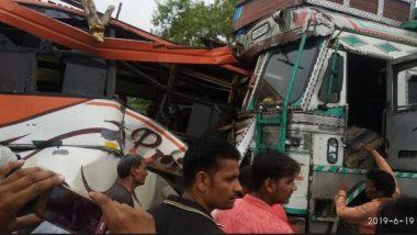 बिहार : शादी समारोह के दौरान झोपड़ी में घुसा ट्रक, घटना में 8 की मौत 4 घायल