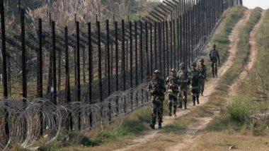 बीएसएफ की बड़ी कार्रवाई, भारत की सीमा में घुसपैठ करने वाले संदिग्ध पाकिस्तानी को मार गिराया