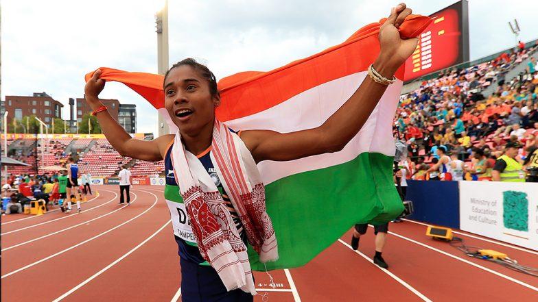 भारत का गर्व हिमा दास: चेक गणराज्य में 300 मीटर दौड़ में जीता स्वर्ण पदक