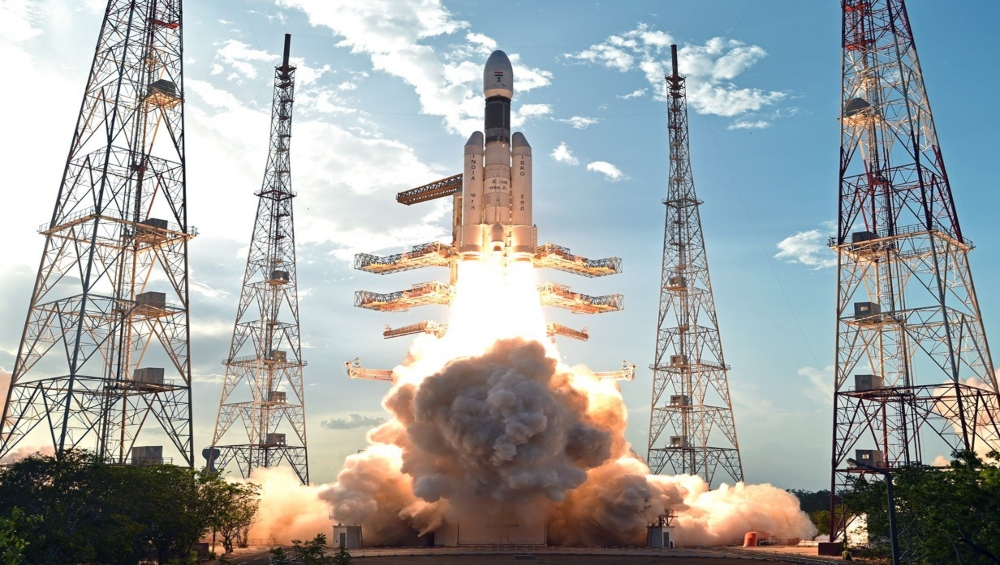 चंद्रयान-2 की लॉन्चिंग देखने के लिए 7500 लोगों ने कराया ऑनलाइन पंजीकरण