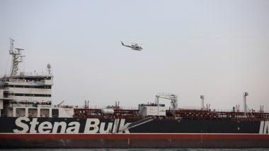 ईरान में जब्त किए गए तेल टैंकर में सवार थे 18 भारतीय, पिता ने की बेटे के सुरक्षित होने की पुष्टि