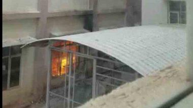 राजस्थान: एलपीजी सिलेंडर विस्फोट में 13 घायल