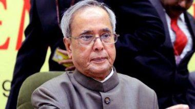 पूर्व राष्ट्रपति प्रणब मुखर्जी ने कहा- डिटर्जेंट बेचने के लिए नहीं हैं IIT ग्रेजुएट