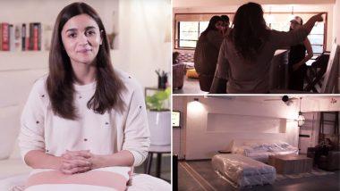 अपने सपनों के घर में शिफ्ट हुई आलिया भट्ट, देखिए Inside Video