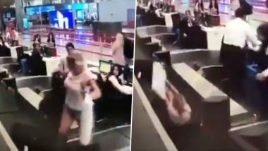 क्या आप पहली बार कर रहे हैं प्लेन में सफर, भूलकर भी न करें इस महिला की तरह गलती, देखें वायरल वीडियो