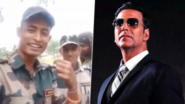 Kargil Vijay Diwas 2019: सैनिकों ने गाया अक्षय कुमार की फिल्म का ये देशभक्ति गीत, खिलाड़ी एक्टर ने शेयर किया ये खूबसूरत वीडियो