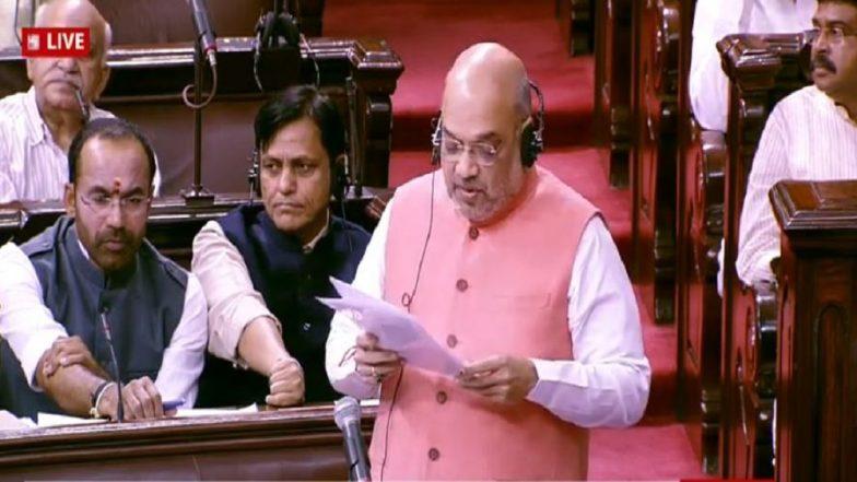 जम्मू और कश्मीर के लिए जान दे देंगे, कांग्रेस अपना रुख साफ करे: अमित शाह