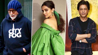 बिग बी बने सबसे ज्यादा अडमायर किए जाने वाले भारतीय एक्टर, दीपिका पादुकोण, शाहरुख खान समेत ये नाम टॉप 20 में शामिल