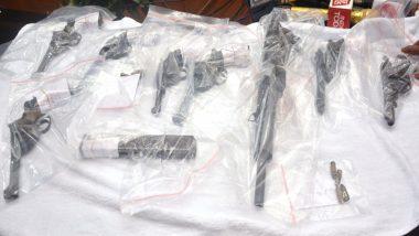 बिहार पुलिस को मिली बड़ी कामयाबी, मुंगेर जिले में हथियारों का बड़ा जखीरा बरामद