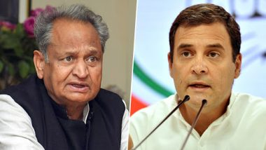 राजस्थान: सीएम अशोक गहलोत का बड़ा बयान, कहा- राहुल गांधी अभी भी कांग्रेस के कप्तान और आगे भी रहेंगे