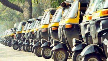 मुंबईकरों के लिए अच्छी खबर, आज होनेवाली ऑटो-रिक्शा चालकों की हड़ताल रद्द