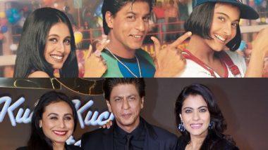 शाहरुख खान और काजोल स्टारर 'कुछ कुछ होता है' की मेलबर्न में स्पेशल स्क्रीनिंग, फिल्म मेकर करण जौहर हुए बेहद उत्साहित