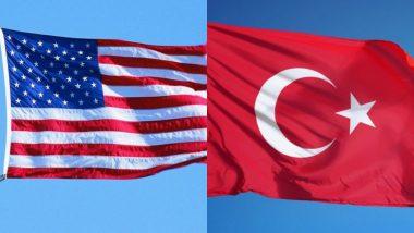 तुर्की ने अमेरिका के F-35 कार्यक्रम से बाहर करने के फैसले को बताया अनुचित
