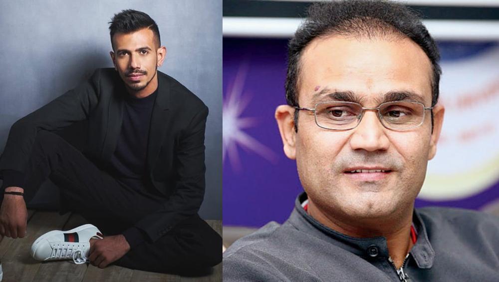 वीरेंद्र सहवाग ने खास अंदाज में दी युजवेंद्र चहल को जन्मदिन की बधाई, BCCI ने शेयर किया मजेदार वीडियो