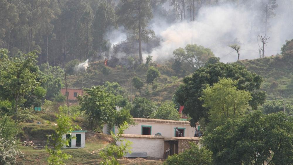 पाकिस्तान ने संघर्ष विराम उल्लंघन को लेकर भारतीय राजनयिक को किया तलब