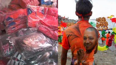 Kanwar Yatra 2019: इस साल कांवड़ियों में प्रधानमंत्री नरेंद्र मोदी और यूपी सीएम योगी आदित्यनाथ के टी-शर्ट ने मचाई धूम, देखें तस्वीरें
