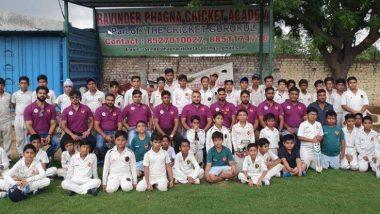 50वें क्वांटम इंटरनेशनल टूर्नामेंट में भाग लेने के लिए मलेशिया पहुंची फरीदाबाद की सिक्स-ए-साइड टीम