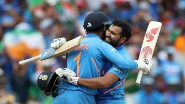 ICC CWC 2019: लोकेश राहुल का बयान, कहा- रोहित शर्मा की शैली में बल्लेबाजी की कोशिश करना बेवकूफी होगी
