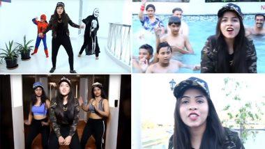 ढिंचैक पूजा का नया गाना 'नाच के पागल' रिलीज होते ही हुआ वायरल, यूजर्स बोले- देश संकट में है
