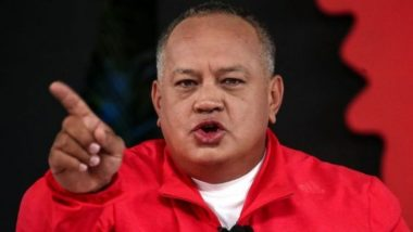 सोशलिस्ट पार्टी नेता डिओस्डाडो काबेलो का बयान, कहा- अमेरिका से युद्ध को तैयार है वेनेजुएला