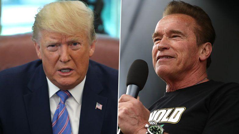 डोनाल्ड ट्रम्प ने Arnold Schwarzenegger को बताया मृत, हॉलीवुड स्टार ने दिया ये करारा जवाब