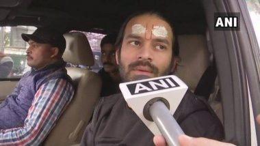 बिहार: मॉब लिंचिंग को लेकर तेजप्रताप यादव का बड़ा हमला, कहा- इन घटनाओं के लिए RSS-बजरंग दल जिम्मेदार