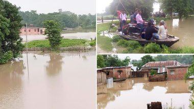 बिहार में बाढ़ का कहर जारी, अब तक 55 लाख लोग  प्रभावित