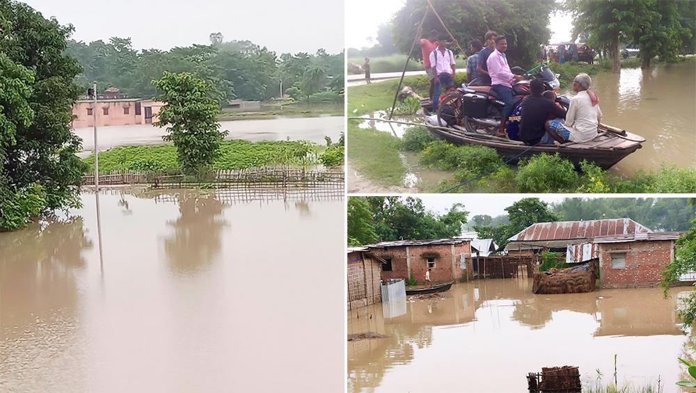 Bihar Floods: बिहार में बाढ़ से 47 लाख लोग प्रभावित, 67 लोगों की मौत, कई गांव पानी में डूबे