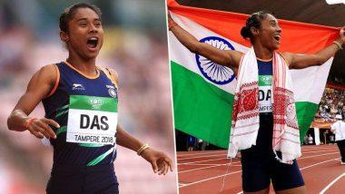 एथलेटिक्स: हिमा दास का कमाल, एक सप्ताह के भीतर जीता दूसरा अंतर्राष्ट्रीय स्वर्ण