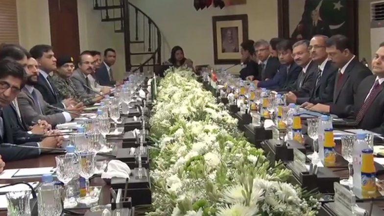 करतारपुर कॉरिडोर: भारत-पाकिस्तान के बीच चर्चा जारी, पाक ने कहा- 70 फीसदी निर्माण कार्य पूरा हुआ