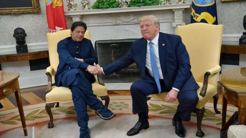 डोनाल्ड ट्रंप से दो बार मिलेंगे इमरान, उठा सकते हैं कश्मीर का मुद्दा, पैसों के लिए लगा सकते हैं गुहार