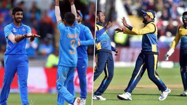 Live Cricket Streaming of India vs Sri Lanka ICC World Cup 2019: भारत बनाम श्रीलंका के मैच को आप HOTSTAR और STAR SPORTS पर देख सकते हैं लाइव