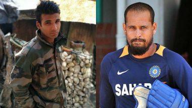 वड़ोदरा के वीर आरिफ पठान को धाकड़ बल्लेबाज युसूफ पठान ने ऐसे दी श्रद्धांजलि, पाकिस्तान की गोलीबारी में हुए थे शहीद