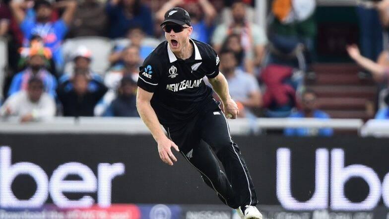 ICC CWC 2019: न्यूजीलैंड के खिलाड़ी जिमी नीशम की भारतीय फैन्स से गुजारिश, कहा- कृपया अपनी टिकट आधिकारिक प्लैटफॉर्म पर बेच दें