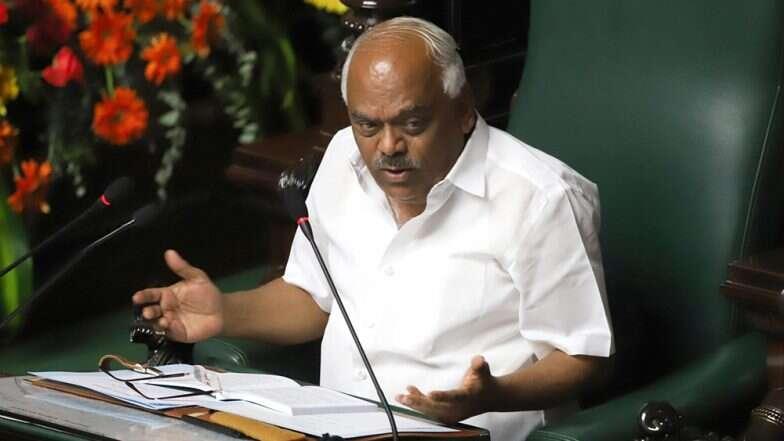 कर्नाटक विधानसभा अध्यक्ष के आर रमेश कुमार ने कहा- किसी विधायक ने मुझसे सुरक्षा नहीं मांगी है