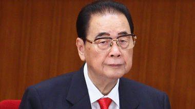 चीन के पूर्व प्रधानमंत्री ली पेंग का निधन,  90 साल की उम्र में ली आखिर सांस