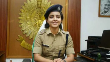 केरल: महिला आईपीएस ऑफिसर मेरिन जोसफ नाबालिग बच्ची से रेप के आरोपी को पकड़कर लाईं भारत