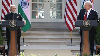 कश्मीर मसले पर डोनाल्ड ट्रंप के दावे को भारत ने किया खारिज, कहा- PM मोदी ने कश्मीर पर मध्यस्थता के लिए कभी नहीं मांगी मदद