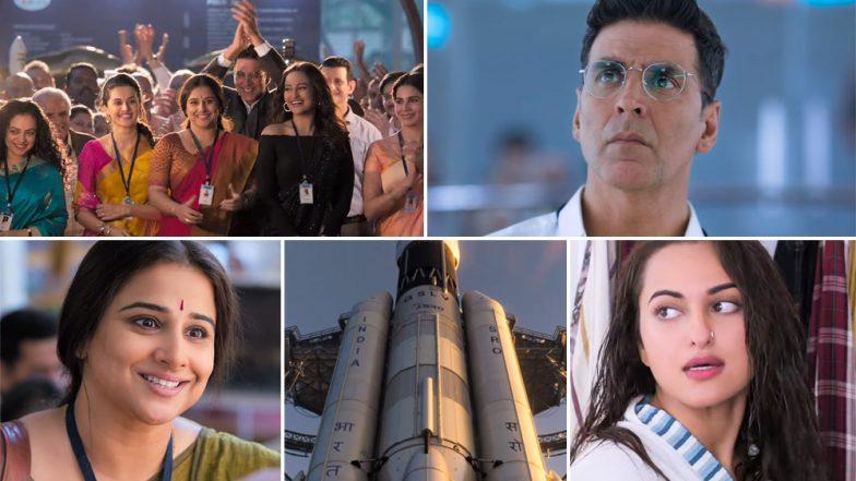 अक्षय कुमार के लिए आया मंगलमय समाचार, पहले दिन फिल्म मिशन मंगल ने कमा लिए इतने करोड़